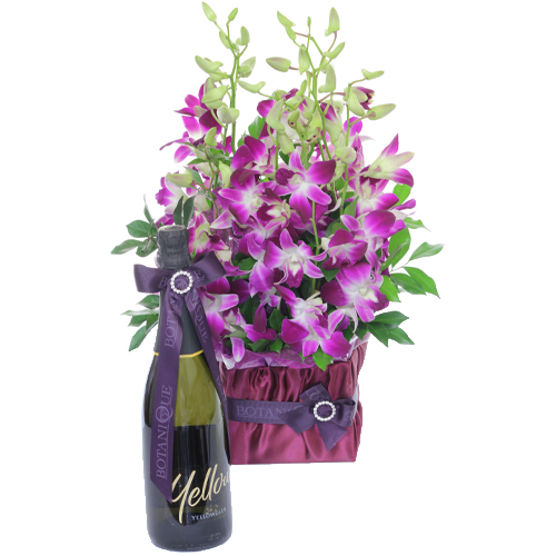 send-orchid-flower-box-arrangement-with-wine-for-gold-coast-hamper-delivery.jpg