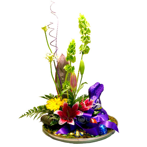 Easter flowers and gifts botanique flowers by tina gold coast sunny bunny easter flowers gold coastg negle Images