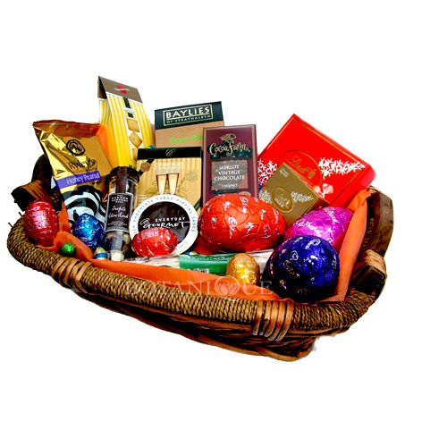 Easter hampers botanique flowers by tina gold coast australia sweet coco easter hampers gold coastg negle Image collections