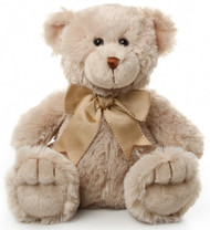 Large Georgie Beige Teddy Bear
