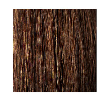 "Hair Lovers 20"" Stick Tip Human Hair Extension 0.5g - #3 Raven Brown"
