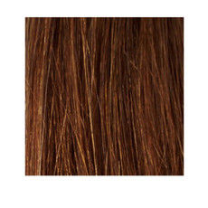 "Hair Lovers 20"" Stick Tip Human Hair Extension 1g - #7 Rich Brown"