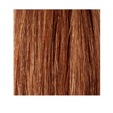 "18"" Nail Tip Human Hair Extension 1g - #6 Medium Brown"