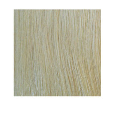 "18"" Nail Tip Human Hair Extension 1g - #60 Platinum Blonde"