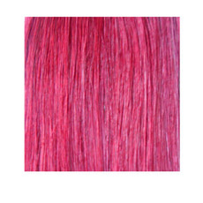 "18"" Nail Tip Human Hair Extension 1g - #530 Plum Red"