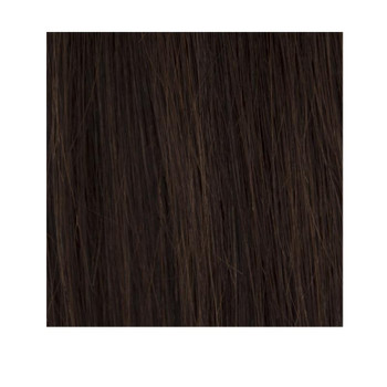 "14"" Double Drawn Nano Tip 100% Human Remy Hair Extensions - #4 Brown"