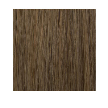 "14"" Double Drawn Nano Tip 100% Human Remy Hair Extensions - #9A Caramel"