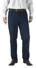 Mens Dark Blue Chino by Vedoneire