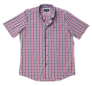 Men's Short Sleeve Cotton Shirt (2296) Morley