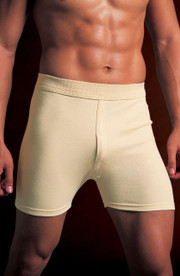 Men's Natural Cotton Trunks (382)