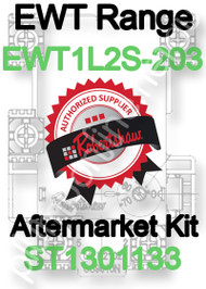 Robertshaw EWT1L2S-203 Surface Mount Hot Water Thermostat