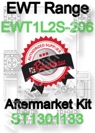 Robertshaw EWT1L2S-206 Surface Mount Hot Water Thermostat