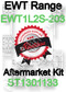 Solar Hot Water Robertshaw ST13-70K Aftermarket kit for EWT1L2S-203 Thermostat