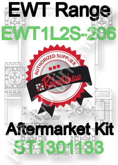 Solar Hot Water Robertshaw ST13-70K Aftermarket kit for EWT1L2S-206 Thermostat