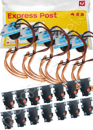 Electric Hot Water System Service Pack SOLAR COPPER | 2.4kW | ST13-70K | ST23-60K