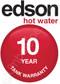 Edson 10 Year Warranty
