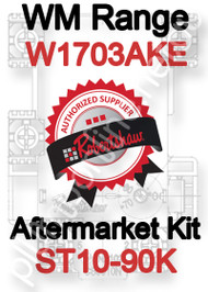 Robertshaw ST 10-90K Aftermarket kit for WM Range W1703AKE