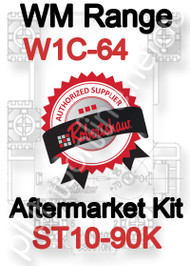 Robertshaw ST 10-90K Aftermarket kit for WM Range W1C-64