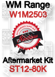 Robertshaw ST 12-80K Aftermarket kit for WM Range W1M2503
