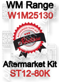 Robertshaw ST 12-80K Aftermarket kit for WM Range W1M25030
