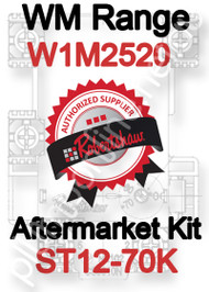 Robertshaw ST 12-70K Aftermarket kit for WM Range W1M2520