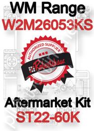 Robertshaw ST 22-60K Aftermarket kit for WM Range W2M26053KS