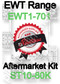 Robertshaw ST 10-80K Aftermarket kit for EWT Model Range EWT1-701