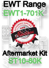 Robertshaw ST 10-80K Aftermarket kit for EWT Model Range EWT1-701K