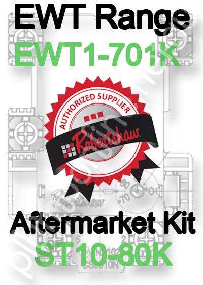 Robertshaw ST 10-80K Aftermarket kit for EWT Model Range EWT1-701K