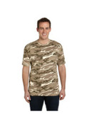 939 Anvil Ringspun Heavyweight Camouflage T-Shirt