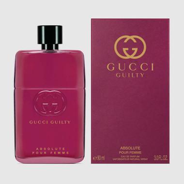 Gucci Guilty Absolute Pour Femme 3.0oz Eau De Parfum Spray
