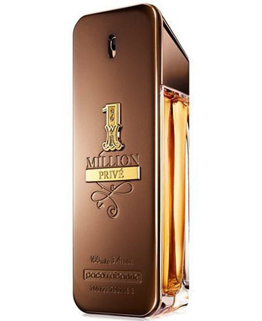 1 Million Prive Paco Rabbane 3.4oz 3pcs Cologne Set Men