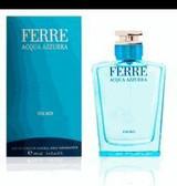 Ferre Acqua Azzurra by Gianfranco Ferre 3.4oz Eau De Toilette Spray Men