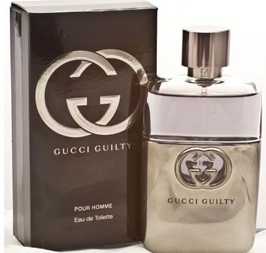 Gucci Guilty 3.0oz Eau De Toilette Spray Men