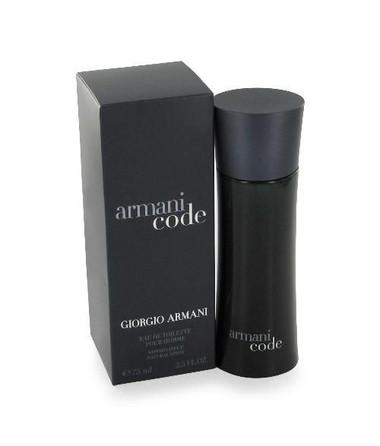 Armani Code by Giorgio Armani 2.5oz Eau De Toilette Spray Men
