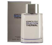 Reaction Thermal by Kenneth Cole 3.4oz Eau De Toilette Spray Men