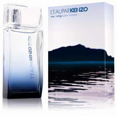 L'Eau Par Kenzo Eau Indigio 3.4oz Eau De Toilette Spray Men