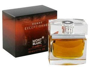 Exceptionnel by Mont Blanc 1.7oz Eau De Toilette Spray Men