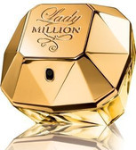 Lady Million by Paco Rabanne 1.0oz Eau De Parfum Spray Women