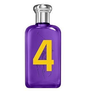 Big Pony 4 (Purple) by Ralph Lauren 1.7oz Eau De Toilette Spray Women
