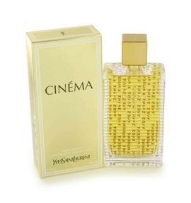 Cinema by Yves Saint Laurent 3.0oz Eau De Parfum Spray Women
