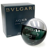 Bvlgari Aqva Pour Homme 1.0oz Eau De Toilette Spray Men