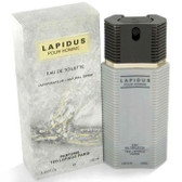 Lapidus 3.4oz Eau De Toilette Spray For Men