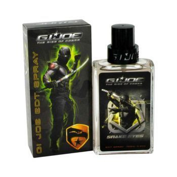GI Joe by Hasbro 3.4oz Eau De Toilette Spray Boys