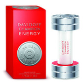 Champion Energy by Davidoff 3.0oz Eau De Toilette Spray For Men