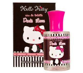 DARK LOVE For Girls By Hello Kitty Eau De Toilette Spray 1.7oz