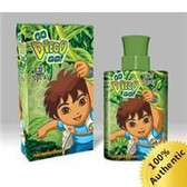 Go Diego Go 3.4oz Eau De Toilette Spray Boys