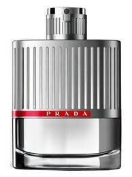 Prada Luna Rossa 3.4oz Eau De Toilette Spray Men