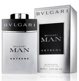 Bvlgari Man Extreme By Bvlgari 2.0oz Eau De Toilette Spray