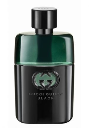 Gucci Guilty Black For Men Eau de Toilette Spray 1.6oz